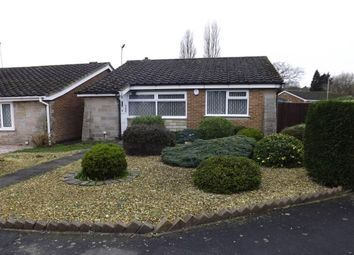 Thumbnail 2 bed detached bungalow to rent in Chitterman Way, Markfield