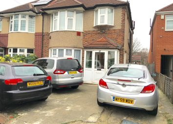 Thumbnail 3 bed semi-detached house for sale in Burns Way, Hounslow