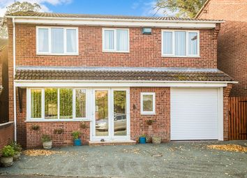 Thumbnail 5 bed detached house for sale in Broadlands Way, Oswestry