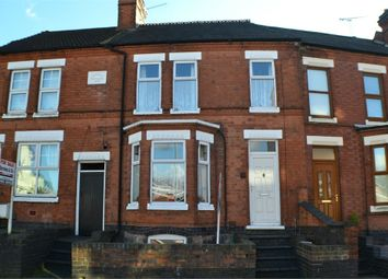 Thumbnail 3 bed terraced house to rent in Shilton Road, Barwell, Leicestershire