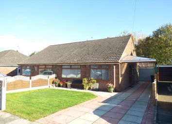Thumbnail 3 bed bungalow for sale in Whalley Grove, Widnes