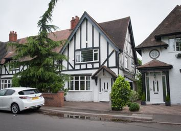 Thumbnail 3 bed end terrace house for sale in The Green, Castle Bromwich, Birmingham