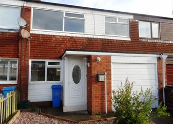 Thumbnail 3 bed terraced house for sale in The Crescent, Preesall
