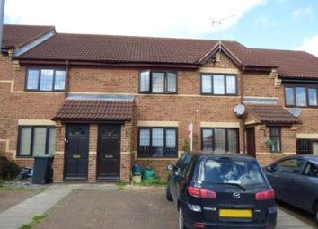 Thumbnail 2 bed terraced house for sale in The Meadows, Flitwick, Bedford, Bedfordshire