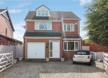 Thumbnail 4 bed detached house for sale in Church Road, Altofts