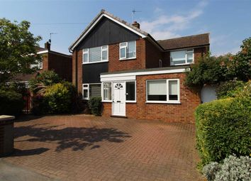 Thumbnail 4 bed detached house for sale in Straight Road, Lexden, Colchester