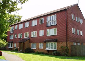 Thumbnail 2 bed flat for sale in Hallington Close, Horsell, Woking