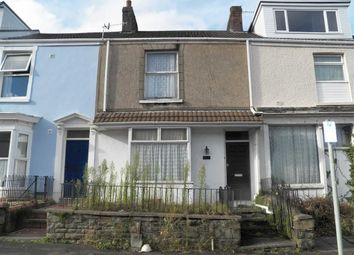 Thumbnail 3 bedroom terraced house for sale in Hanover Street, Mount Pleasant, Swansea