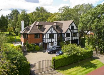 Thumbnail 7 bed detached house for sale in Silverdale Avenue, Walton-On-Thames, Surrey