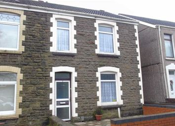 Thumbnail 3 bed end terrace house for sale in Armine Road, Swansea