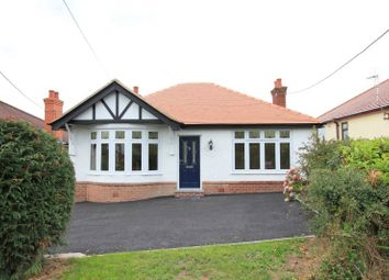 Thumbnail 2 bed detached bungalow to rent in Greenfield Road, Ruthin
