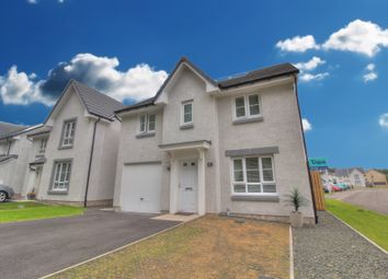 Thumbnail 4 bed detached house for sale in Angus Gardens, Monifieth, Dundee