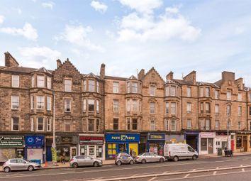 Thumbnail 2 bed flat for sale in Elm Row, Hillside, Edinburgh