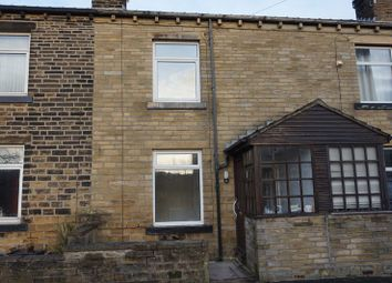 Thumbnail 2 bedroom terraced house to rent in Woodside Road, Halifax