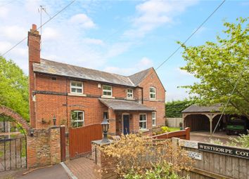 Thumbnail 3 bed detached house for sale in Westhorpe Farm Lane, Little Marlow, Buckinghamshire