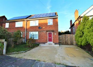 Thumbnail 3 bed semi-detached house for sale in Trowell Avenue, Wollaton, Nottingham