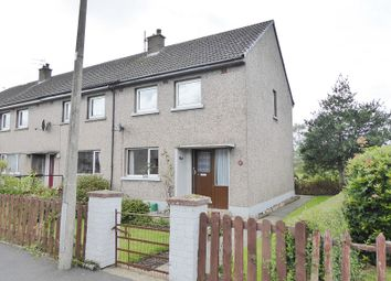 Thumbnail 3 bed end terrace house for sale in Reoch Park, Springholm, Castle Douglas, Dumfries And Galloway.