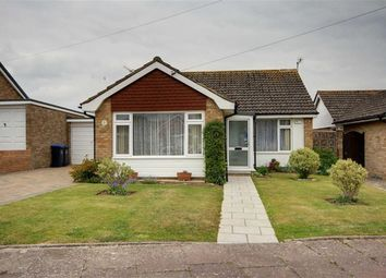 Thumbnail 3 bed detached bungalow for sale in Tamar Avenue, Worthing, West Sussex