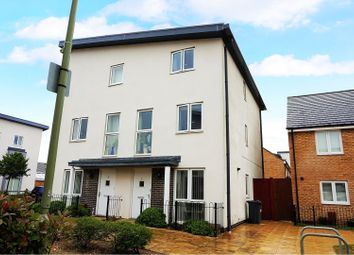 Thumbnail 4 bed town house for sale in Amelia Gardens, Gosport