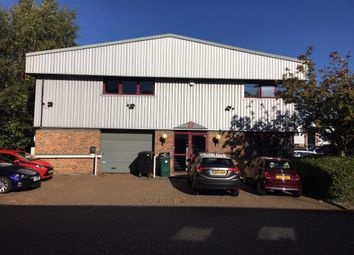 Thumbnail Warehouse for sale in The Metro Centre, Tolpits Lane, Watford