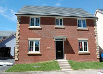 Thumbnail 4 bed property to rent in Meysydd Y Coleg, Carmarthen