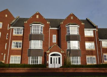 Thumbnail 2 bedroom flat for sale in Knaresborough Court, Bletchley, Milton Keynes