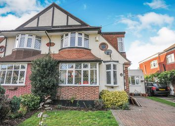 Thumbnail 4 bed semi-detached house for sale in Addington Road, West Wickham, Kent