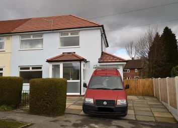 Thumbnail 3 bed semi-detached house to rent in Raynel Gardens, Leeds