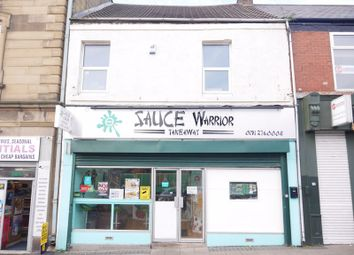 Thumbnail Restaurant/cafe for sale in Sauce Warrior Takeaway, 147-149 Shields Road, Newcastle Upon Tyne