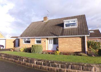 Thumbnail 3 bed bungalow for sale in Garthorpe Avenue, Connah's Quay, Deeside, Flintshire
