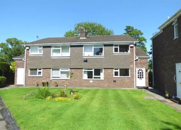 Thumbnail 2 bedroom flat to rent in Burnham Lodge, Wellington Road, Timperley