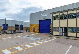 Thumbnail Industrial to let in Unit 14A Tamebridge Industrial Estate, Perry Barr, Birmingham