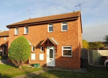 Thumbnail 2 bed semi-detached house to rent in Beadle Way, Great Leighs, Chelmsford
