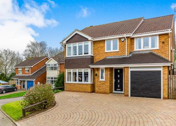 Thumbnail 5 bed detached house for sale in Willow Drive, Buckingham