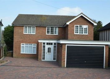 Thumbnail 5 bed detached house for sale in Theydon Park Road, Theydon Bois, Essex