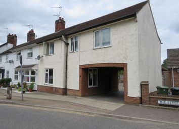 Thumbnail 5 bed end terrace house for sale in West End, Costessey, Norwich