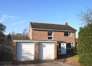 Thumbnail 4 bed detached house for sale in Greenlands, Woolton Hill, Newbury