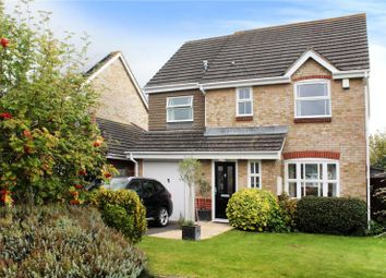 Thumbnail 4 bed detached house for sale in May Close, Climping, Littlehampton
