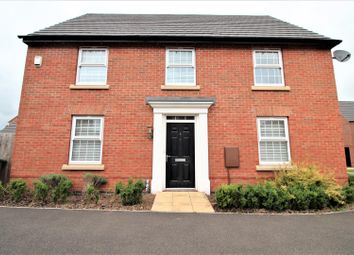 Thumbnail 4 bed property to rent in Rowan Road, Glenfield, Leicester