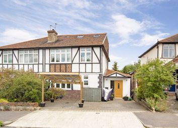 Thumbnail 6 bedroom semi-detached house for sale in The Ridings, Berrylands, Surbiton