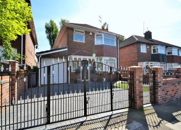 Thumbnail 3 bed detached house for sale in Hillside Drive, Swinton, Manchester