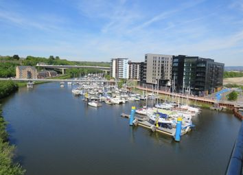 Thumbnail 3 bed flat for sale in Pierhead View, Penarth