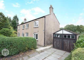 Thumbnail 4 bed detached house for sale in Broseley Lane, Culcheth, Warrington