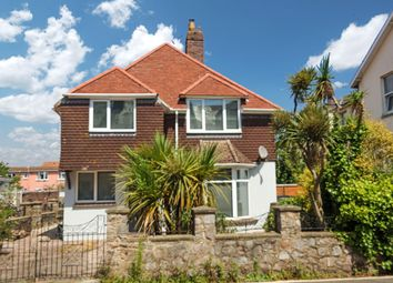 Thumbnail 3 bed detached house to rent in Garfield Road, Paignton