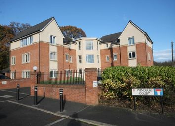 Thumbnail 2 bed flat to rent in Windsor Court, Rowlands Gill