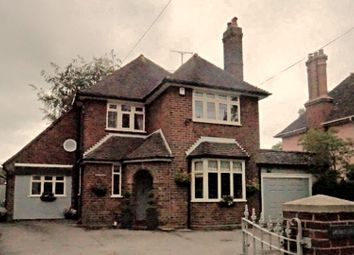 Thumbnail 4 bed detached house for sale in Sneyd Avenue Westlands, Newcastle