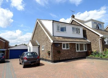 Thumbnail 4 bed property for sale in Millfield Avenue, Stowmarket