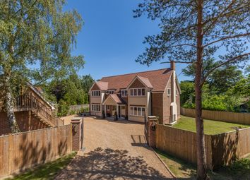 Thumbnail 5 bed detached house to rent in Stoke Row Road, Kingwood, Henley-On-Thames