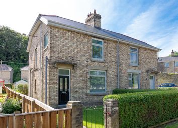 Thumbnail 3 bedroom semi-detached house for sale in Derwent Dale, Shotley Bridge, Consett