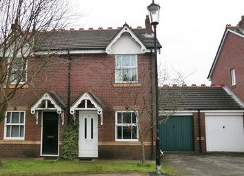 Thumbnail 2 bed semi-detached house to rent in Chivington Close, Shirley, Solihull